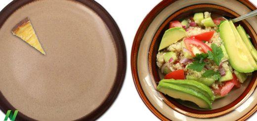 Caloric Restriction vs. Plant-Based Diets