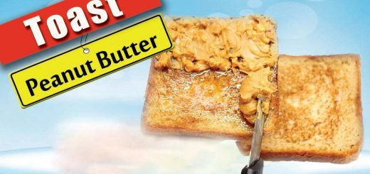Calories in Peanut Butter Toast | Toast with Peanut Butter Recipe  – Health Benefits 2016