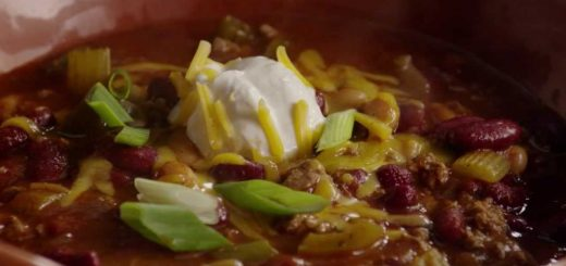 Chili Recipe – How to Make Slow Cooker Chili