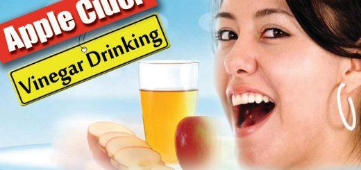 Drinking Apple Cider Vinegar Benefits | 7 Health Benefits of Drinking Apple Cider Vinegar 2016