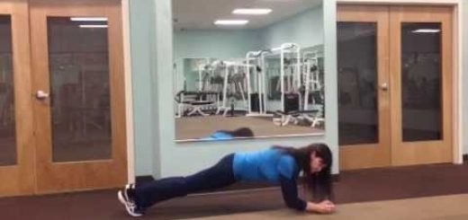 Fitness Focus Tip – Isometric Exercise