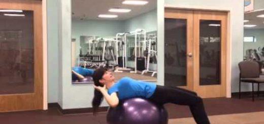 Fitness Focus Tip – Stability Ball Basics
