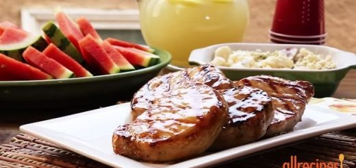 Grilling Recipes – How to Make Grilled Pork Chops