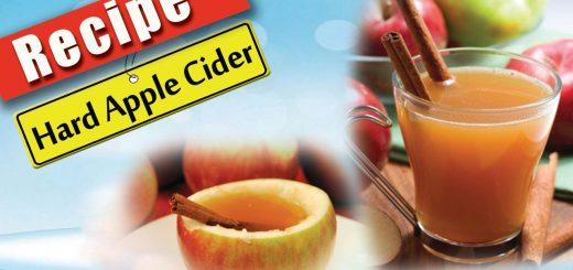 Hard Apple Cider Recipe | how to make hard apple cider recipe 2016