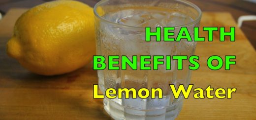 Health Benefits of Lemon Water in Daily Diet or Detox / Cleanse in Hot / Warm Recipe For Drinking