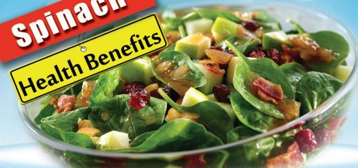 Health Benefits of Spinach | 7 Benefits of Spinach – Health Benefits 2016