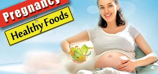 Healthy Foods in Pregnancy – Health Benefits 2016
