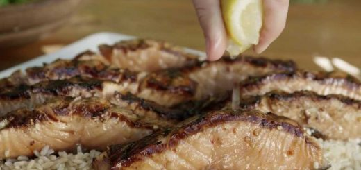 How to Cook Salmon – Grilled Salmon Recipe