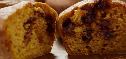 Muffin Recipes – How to Make Pumpkin Chocolate Chip Muffins