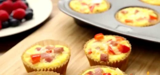 Paleo Recipes – How to Make Omelet Muffins