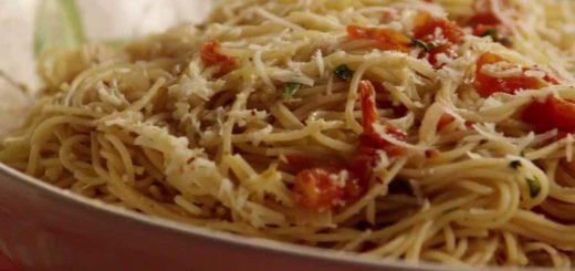 Pasta Recipe – How to Make Pasta Pomodoro