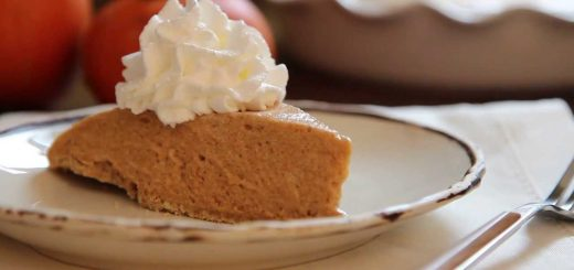 Pie Recipes – How to Make Pumpkin Chiffon Pie