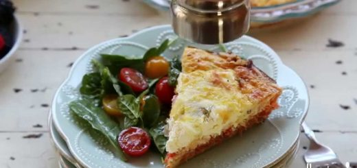 Quiche Recipes – How to Make Smoked Salmon Quiche