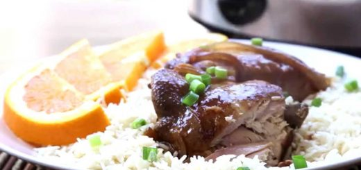 Slow Cooker Recipes – How to Make Slow Cooker Adobo Chicken