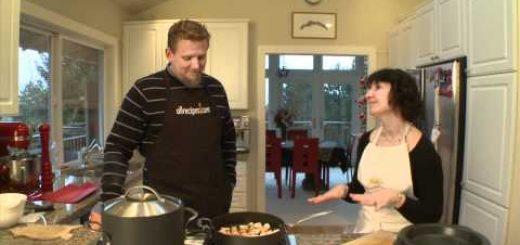 Taragon Chicken Recipe – How to Make Petite blanquette de poulet à l'estragon