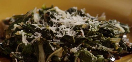 Vegetable Recipe – How to Cook Swiss Chard
