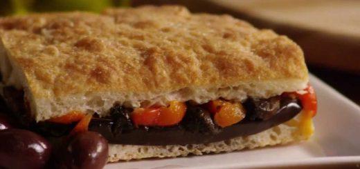 Vegetarian Recipes – Grilled Vegetable Sandwich