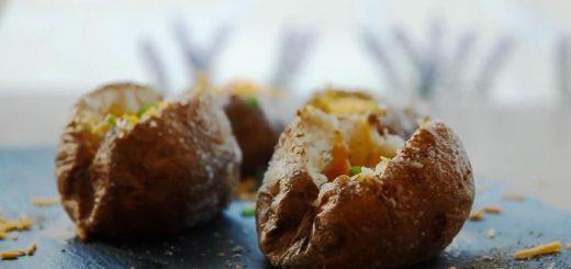 Vegetarian Recipes – How to Make The Perfect Baked Potato