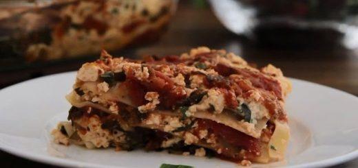Vegetarian Recipes – How to Make Vegan Lasagna