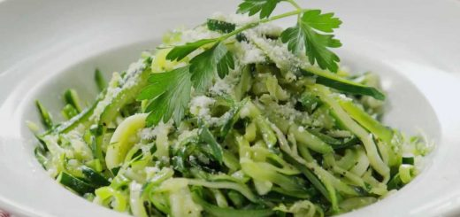Vegetarian Recipes – How to Make Zucchini Noodles
