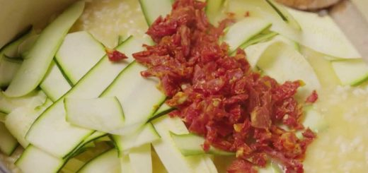 Zucchini Risotto Recipe – How to Make Zucchini Risotto